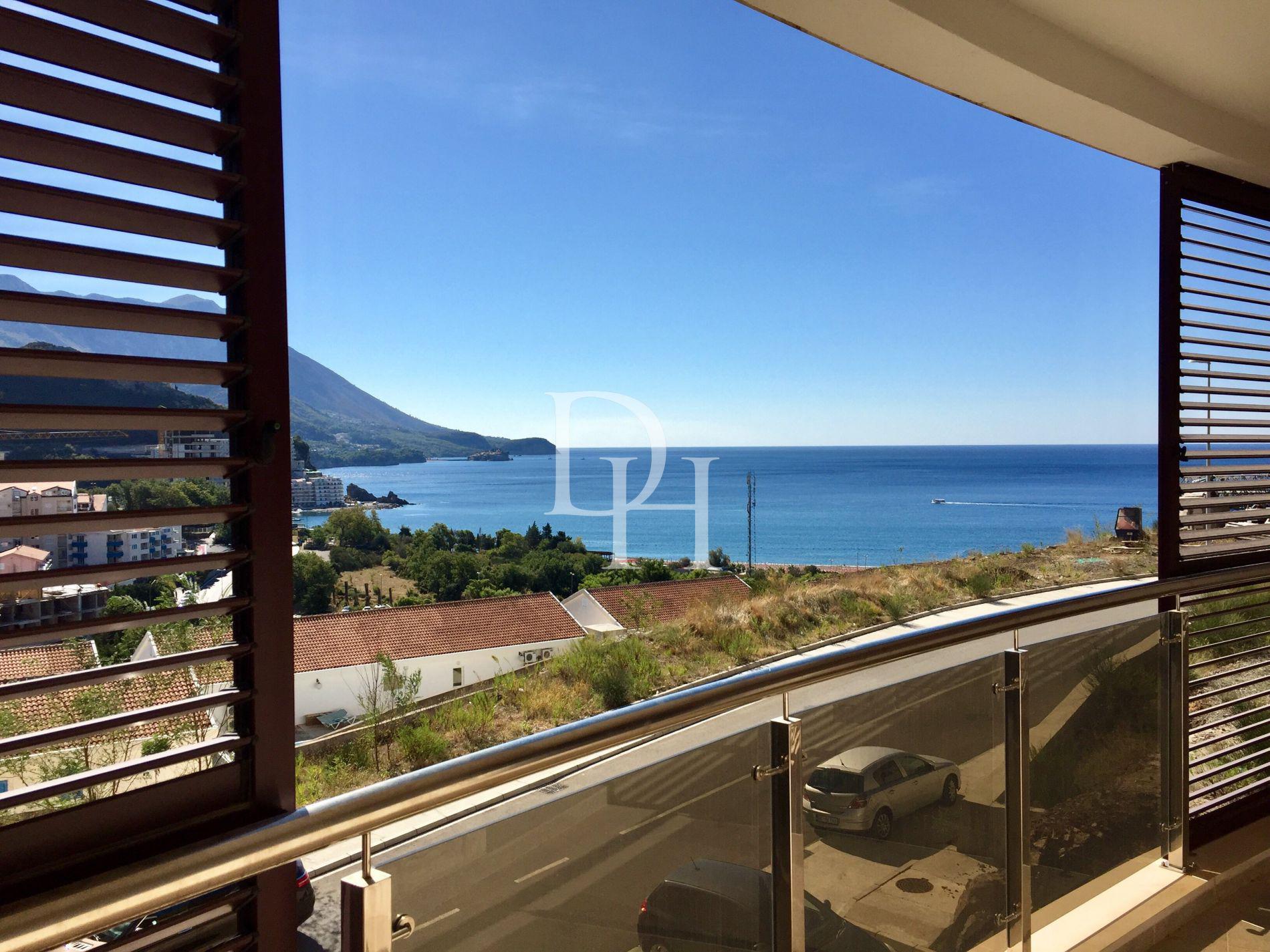 Купить виллу в черногории на берегу моря с бассейном