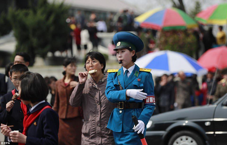 новые фото северной кореи дорогие читатели