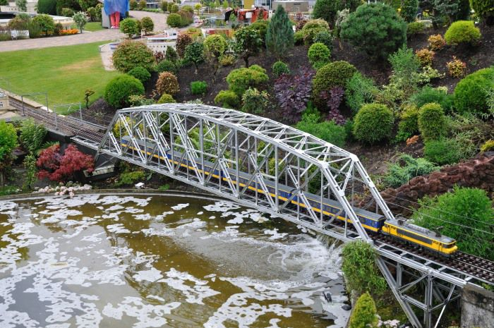 Парк Мадуродам в Голландии фото 4