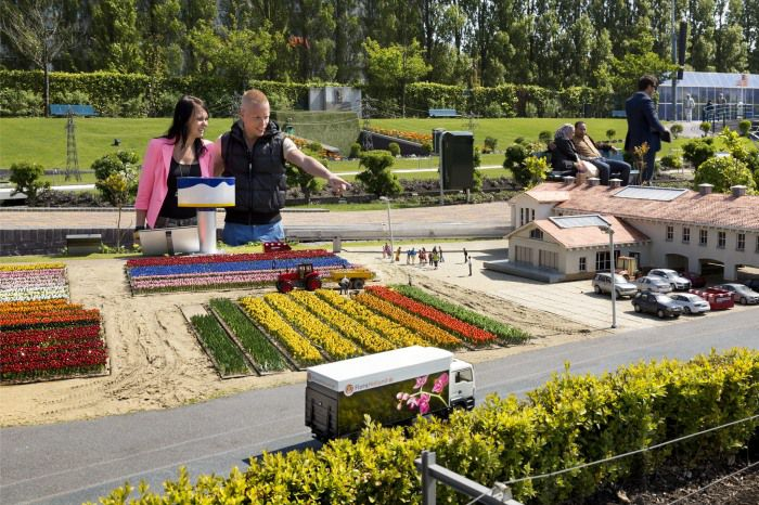 Парк Мадуродам в Голландии фото 5