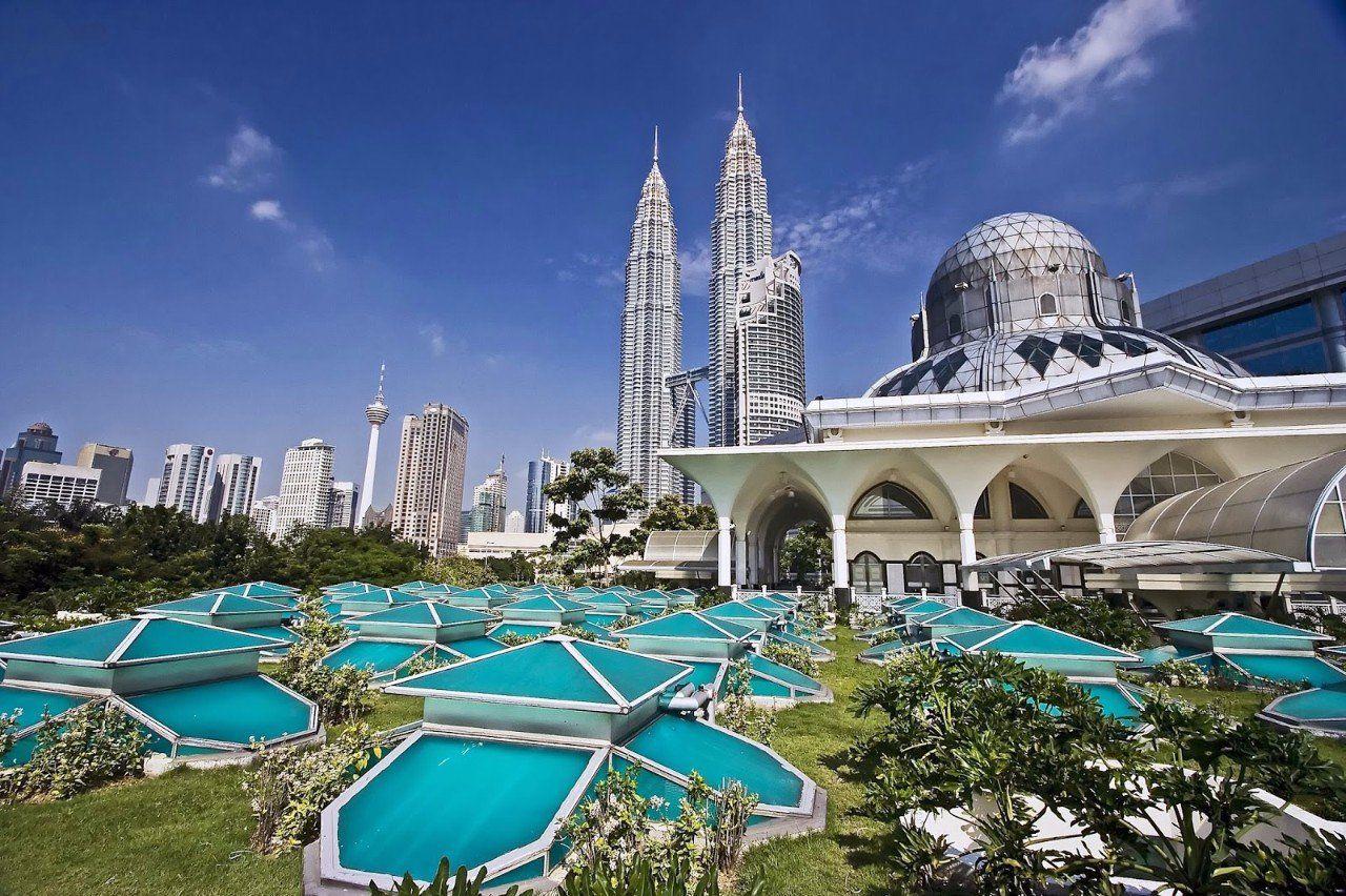 Куала-Лумпур достопримечательности фото 3
