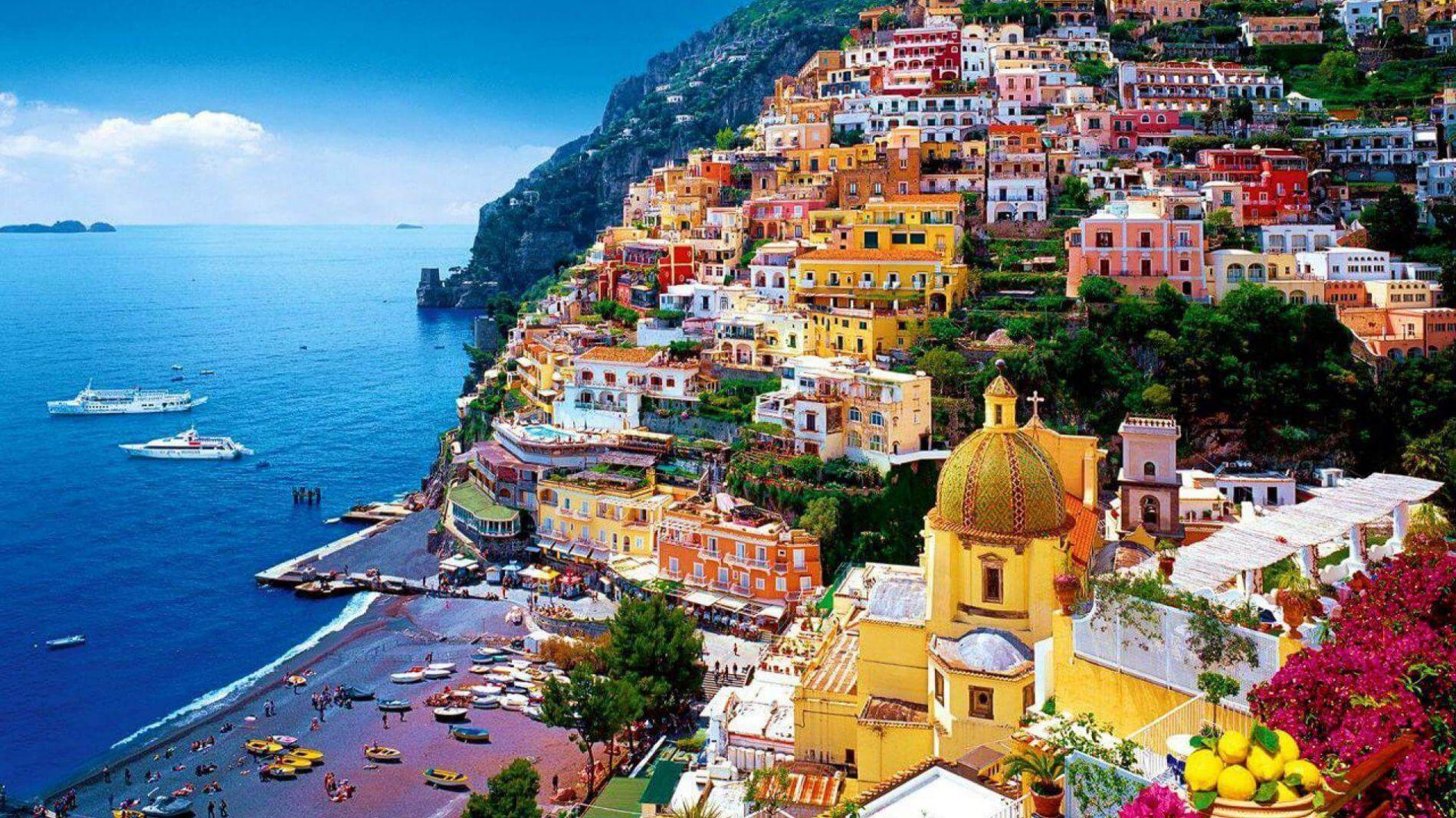 Амальфи Италия фото 2