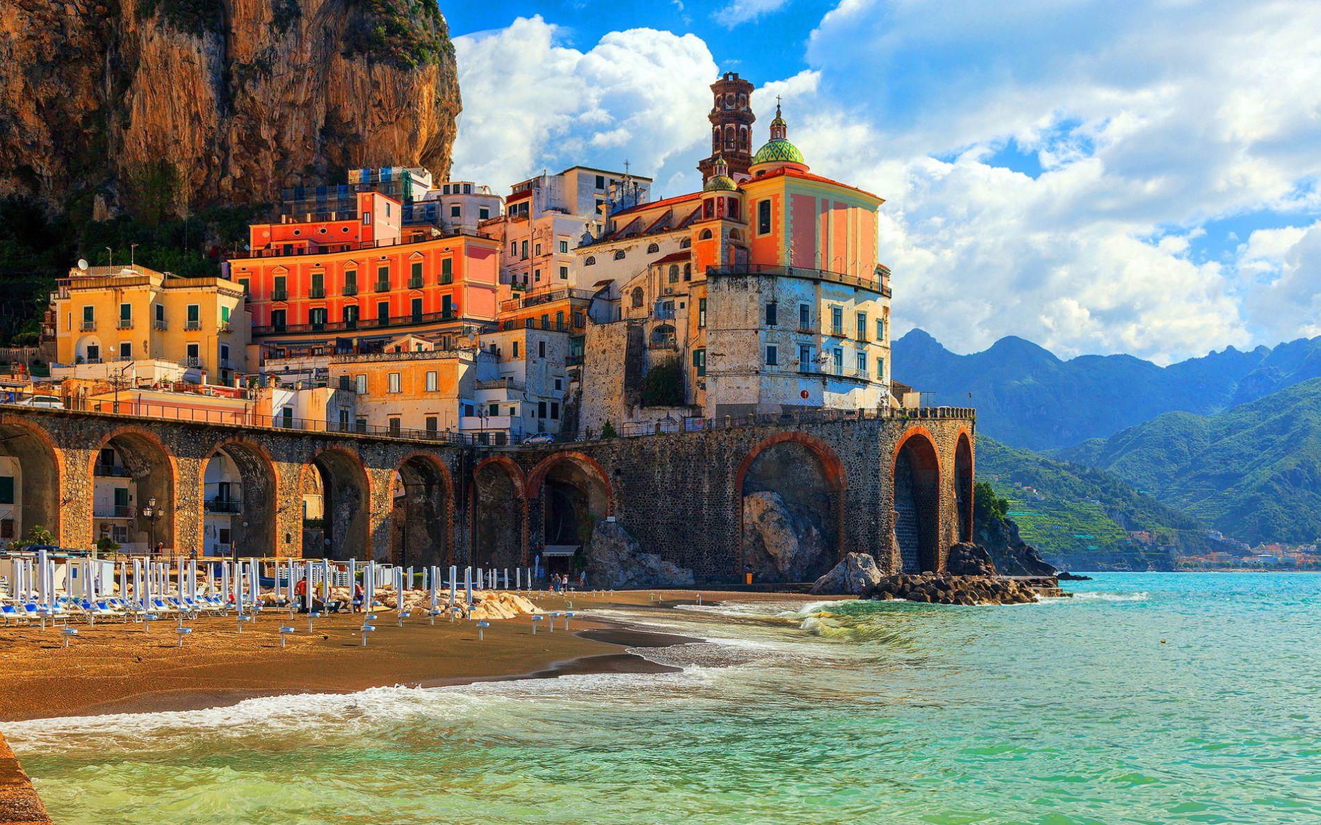 Амальфи Италия фото 3