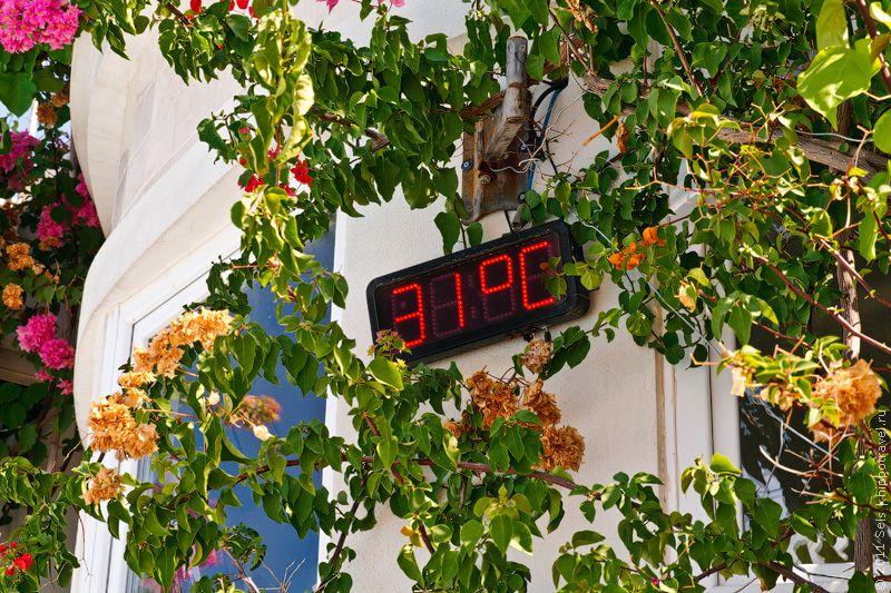 Pogoda V Turcii V Iyune