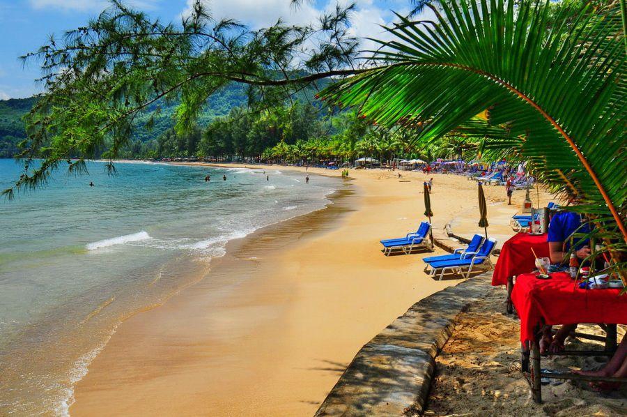 Лучшие пляжи Пхукета фото 2