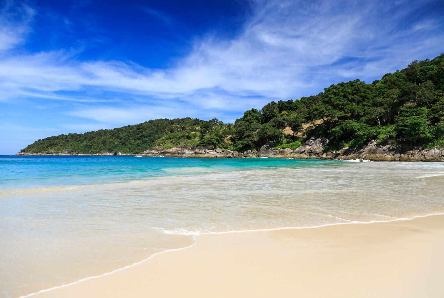 Лучшие пляжи Пхукета фото 3