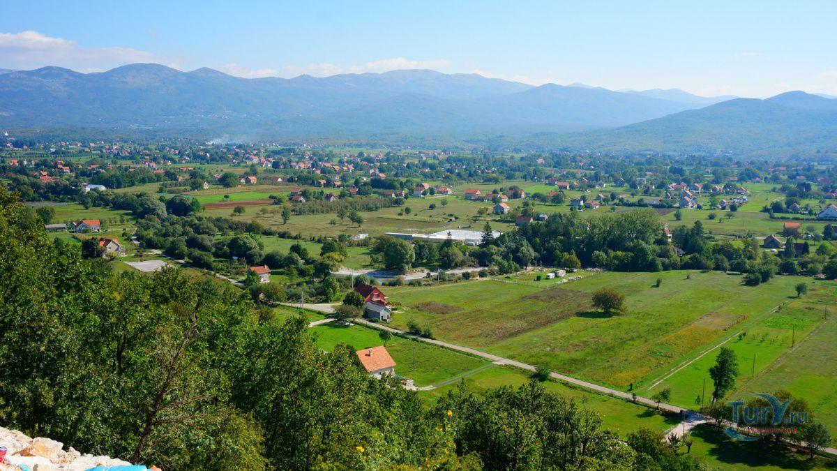 Парк в городе Никшич Черногория фото 2