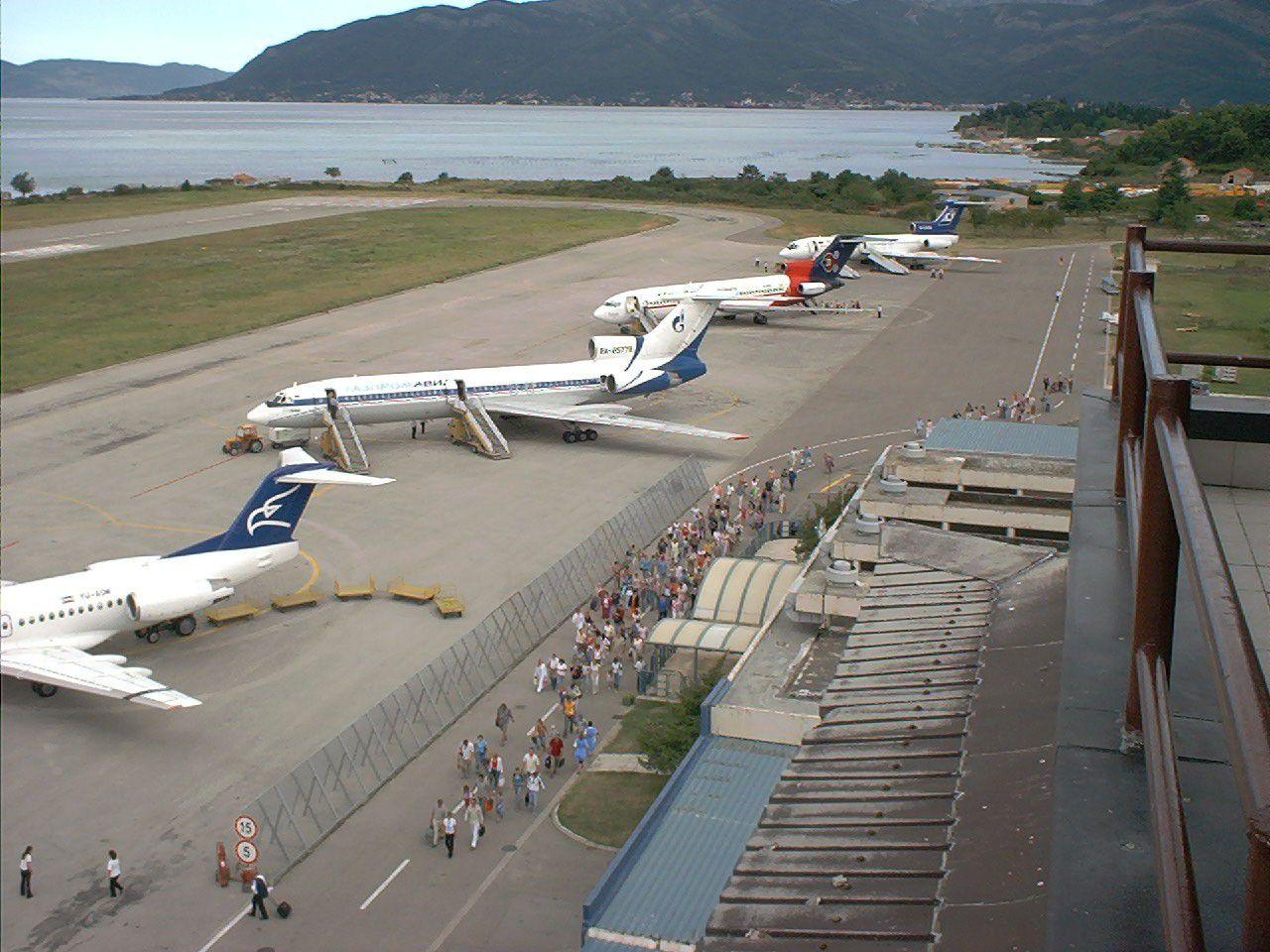 Новинки аэропорта Подгорица фото 2