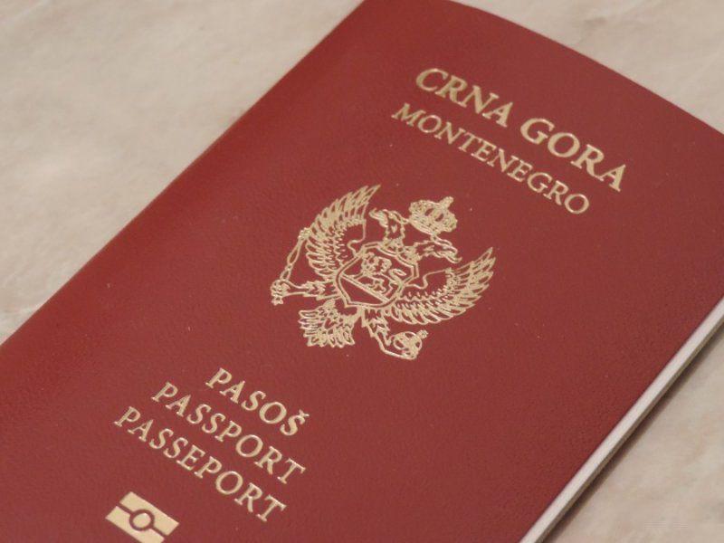 Паспорт черногории анталия недвижимость цены