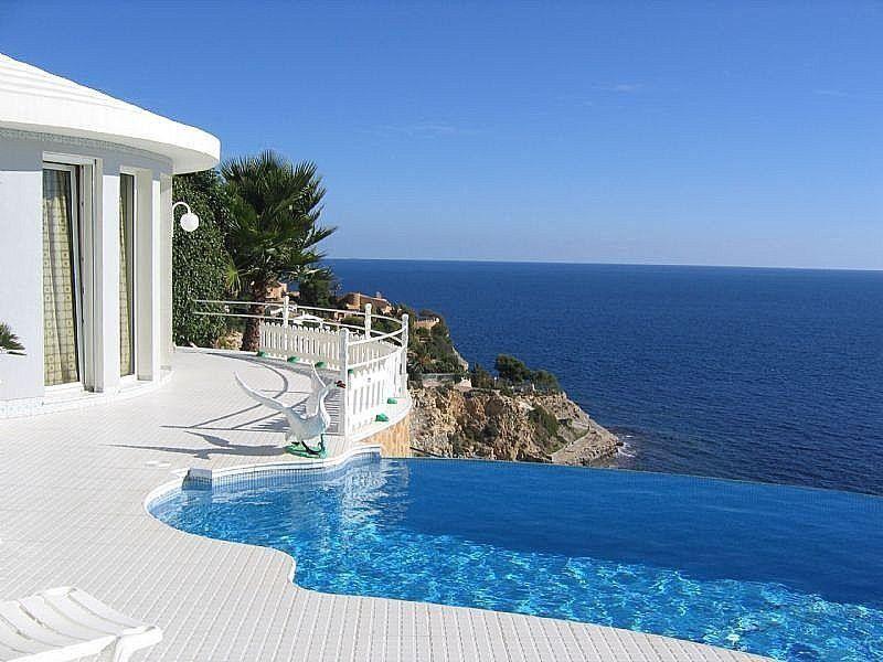 дом у моря в испании цена