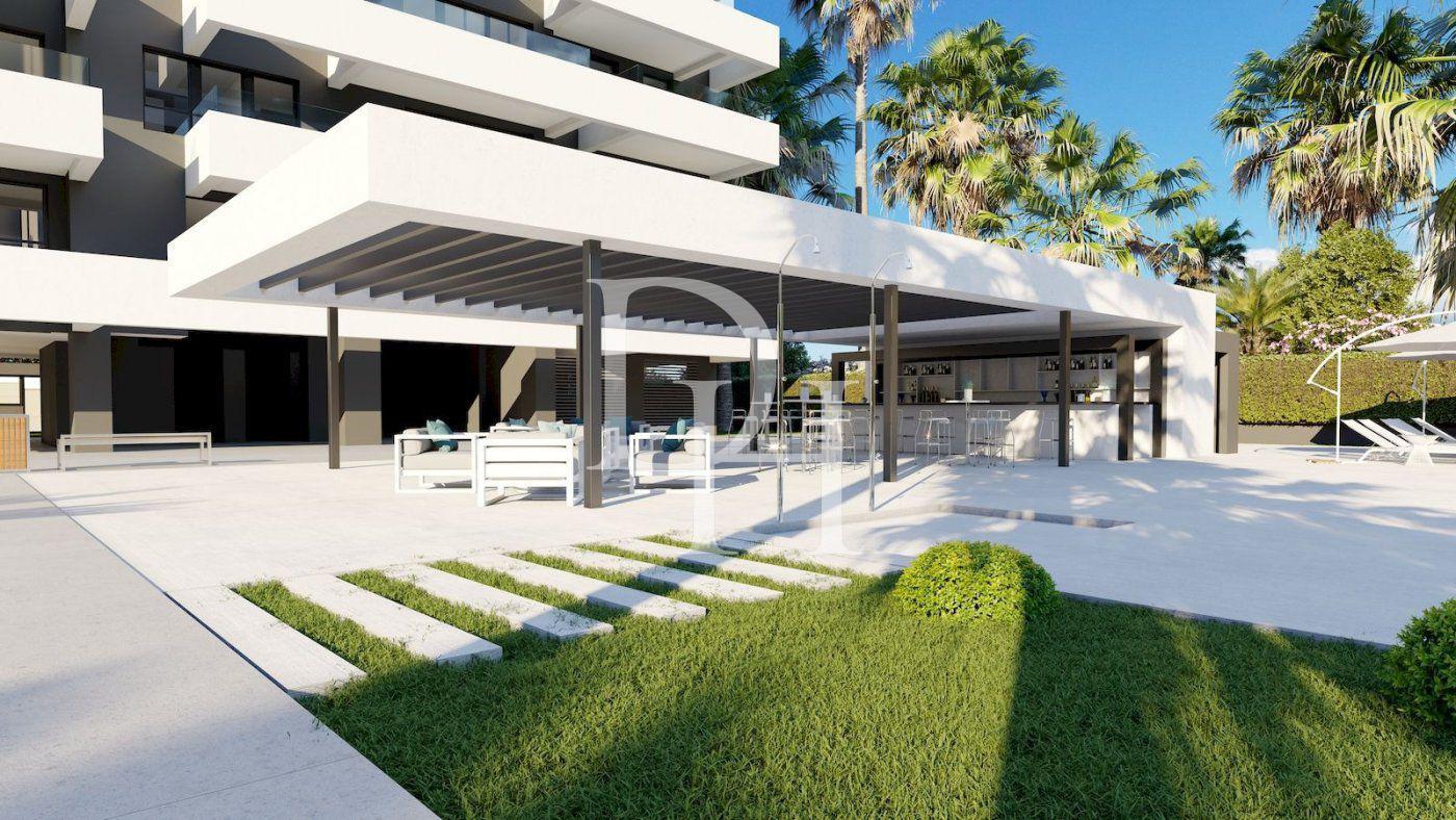 Buy apartments in Calpe Spain 105m2 price 277 500 ...